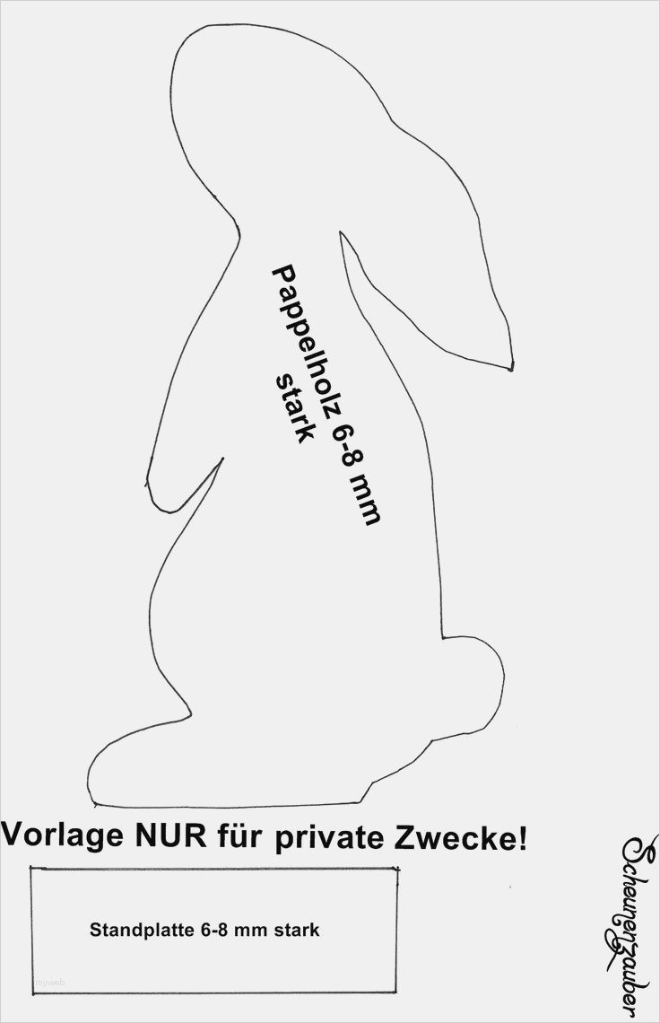 Osterhasen Aus Holz Vorlagen Ostern Vorlagen Ostern Basteln Holz Hasen Schablone