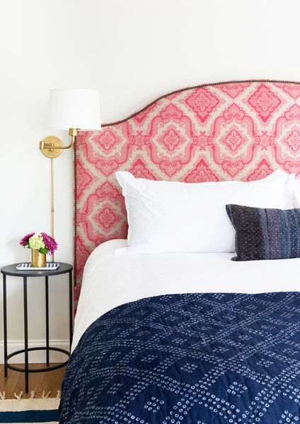 Pattern Play - A Stationery Designer's Cheery Austin Bungalow  - Photos