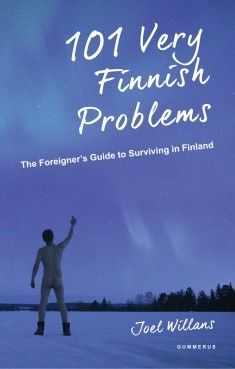 Description: 101 Very Finnish Problems provides you with priceless insights into the everyday trials and tribulations of life in super Suomi. After reading this book, you'll be far better equipped to deal with all that Finland can throw at you, from sauna spankings to drunken Santas.