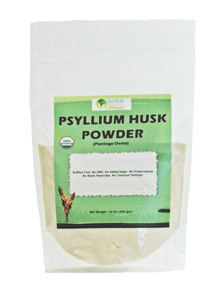 The Benefits Of Psyllium Husk & How To Use It
