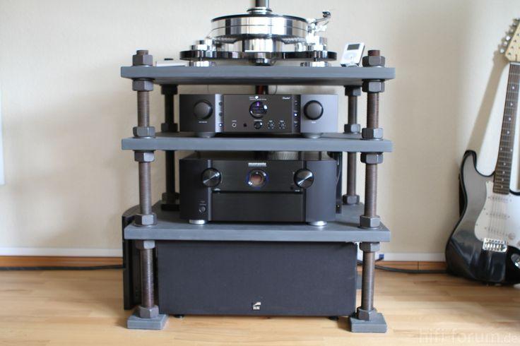die besten 25 hifi m bel ideen auf pinterest diy hifi m bel audio m bel und stereo schrank. Black Bedroom Furniture Sets. Home Design Ideas