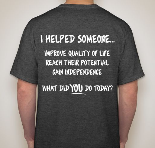 CUTE Occupational Therapy Shirts! - pinned by @PediaStaff – Please Visit  ht.ly/63sNt for all our pediatric therapy pins