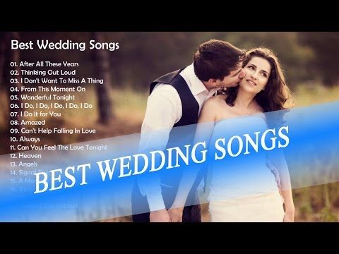 Best 25 Top 10 Wedding Songs Ideas On Pinterest