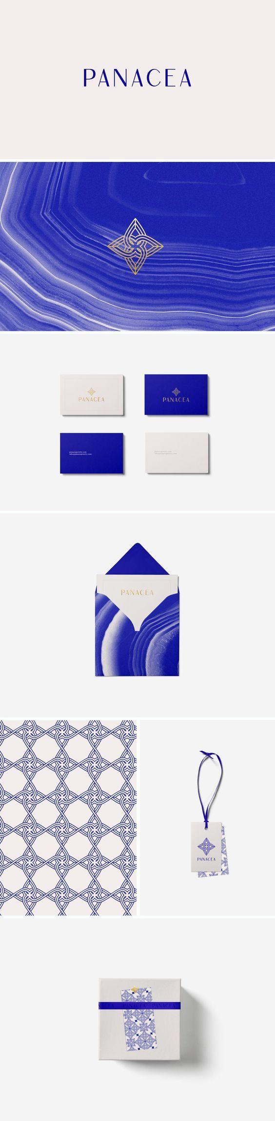 Panacea Branding by Cocorrina | Fivestar Branding – Design and Branding Agency & Inspiration Gallery