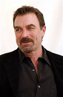 05. April 2005. Tom Selleck during 'Stone Cold' Press Conference with Tom Selleck at Four Seasons Hotel in Beverly Hills, California, United States.