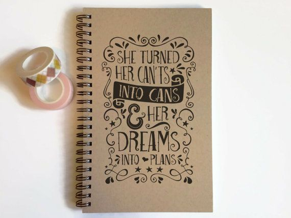 Hey, I found this really awesome Etsy listing at https://www.etsy.com/listing/244864405/writing-journal-spiral-notebook-cute