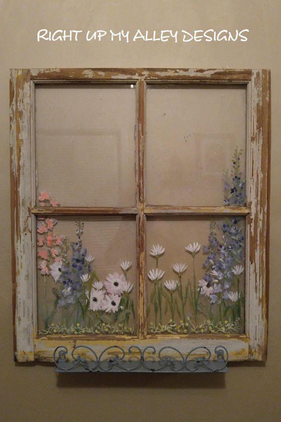 Best 25 Painted Glass Windows Ideas On Pinterest Window Art Painted Window Art And Painted