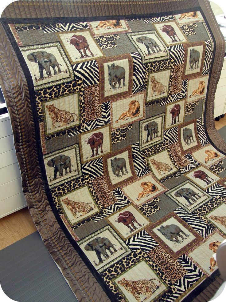 78 Best African Print Quilts Images On Pinterest African