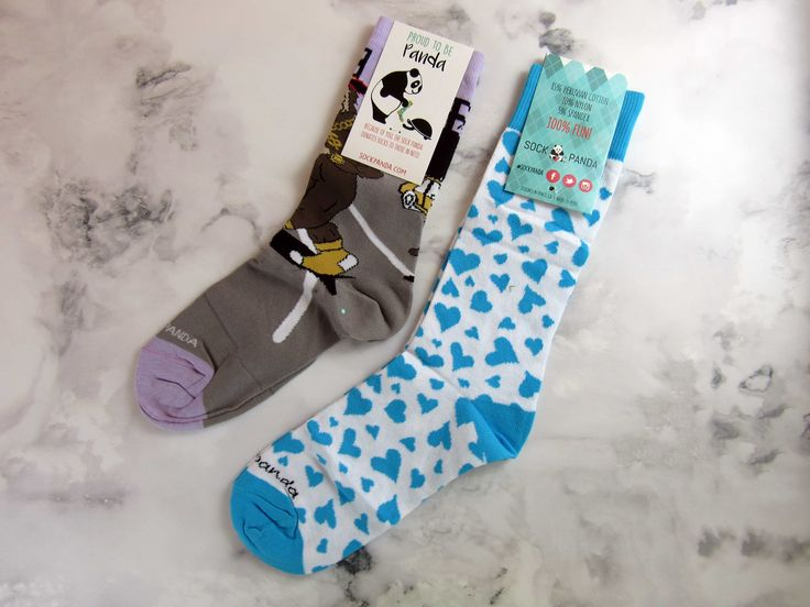 Sock Panda is a monthly sock subscription. See my March 2017 review for the fun designs + coupon code to save 10%!   Sock Panda Sock March 2017 Subscription Review + Coupon →  https://hellosubscription.com/2017/04/sock-panda-sock-march-2017-subscription-review-coupon/ #SockPanda  #subscriptionbox
