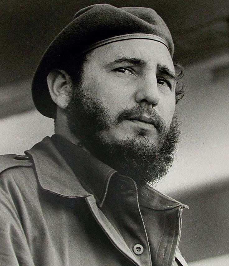 "Name:Fidel Alejandro Castro Born: 1926  Birthplace: Birán, Cuba  Profession: Politician, Lawyer  Institution: University of Havana, Belen Jesuit Preparatory School  Major/Field Of Study: Law  Height: 6'3"""