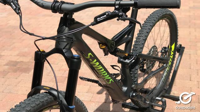 Nova Specialized Stumpjumper 2018 - 2pedais #gotrail #bike #lifestyle #imspecialized #specialized