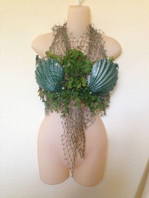 ... , Kunst mit Meerjungfrauen und vintage Meerjungfrau