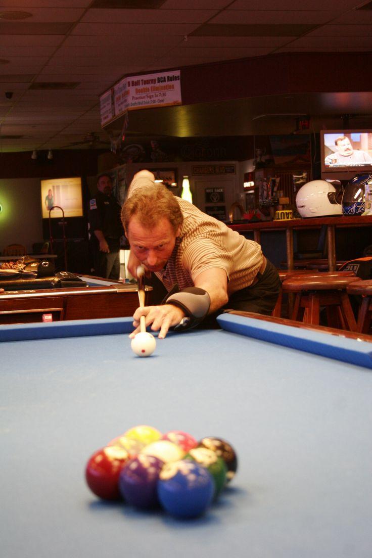 Pool hustler by cucci