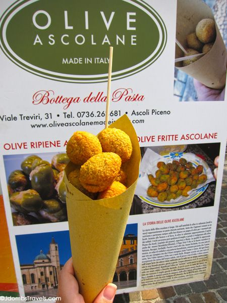 5 Italian Street Foods you must try >>> Great list! Ya ya, ein list.  Get your street food from www.cafeumbria.co.uk