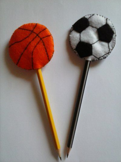 1000 Ideas About Pencil Toppers On Pinterest Pencil