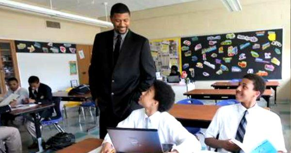 Did You Know Ex-NBA Star Jalen Rose Started a College Prep, Charter High School in the City of Detroit?