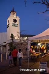 The Farmers Market in Los Angeles. Photo © 2010 Kayte Deioma.