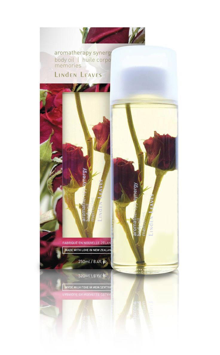 Beautiful to look and and beautiful to use, plus good for your skin! Linden Leaves Memories Body Oil from the Aromatherapy Synergy range - for naturally beautiful, smooth, silky, youthful looking skin.   Made with love by hand in New Zealand. www.lindenleaves.com