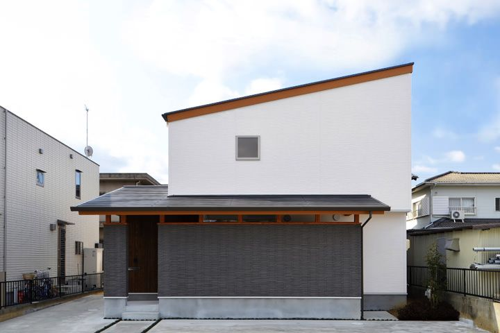 センターキッチンの家 完成写真 - 三重の設計事務所|K2建築設計室