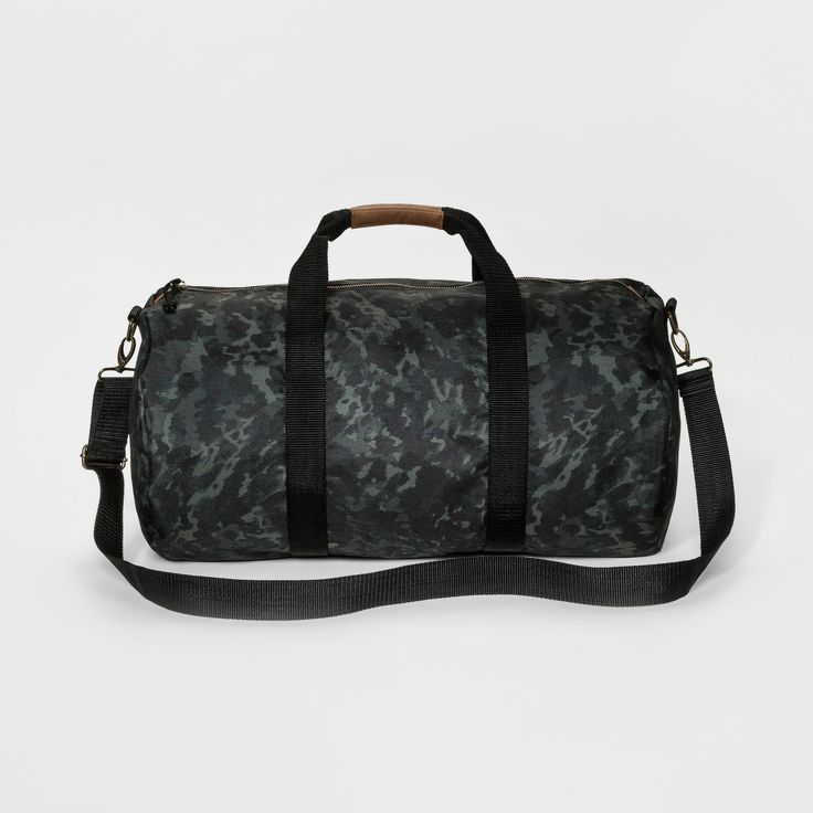 Women's Camo Print Duffle Bag - Mossimo Supply Co. Green