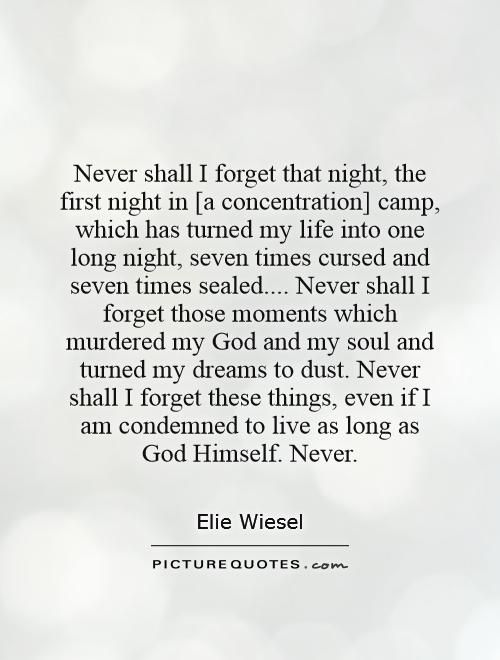 night by elie wisel and of Dive deep into elie wiesel's night with extended analysis, commentary, and  discussion.