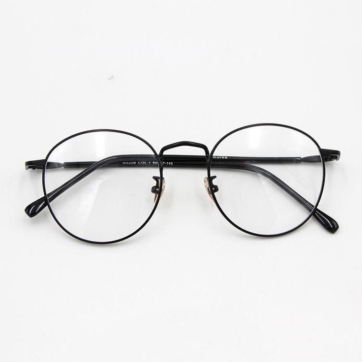 2016 New Brand Ultra-light Memory Titanium Glasses Frames Men Rimless Eyeglasses Frame Women Glasses Myopia Frameless Glasses