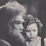 One of really early influences from childhood - Shirley Temple as Heidi