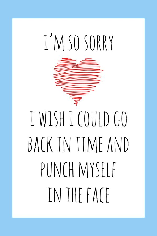 Apology To Husband : apology, husband, Sorry, Husband,, Card,, Boyfriend,, Girlfriend,, Funny, Apology, Friend, Printable, Apologizing, Quotes,, Quotes, Friend,, Cards