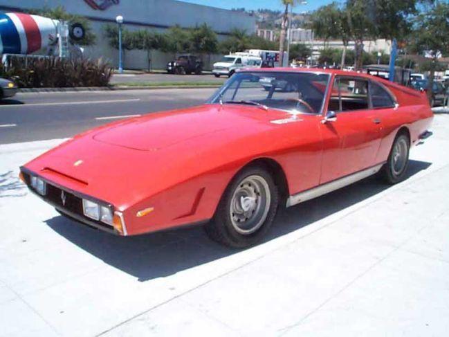 Ferrari 330 gt 2+2 drogo speciale 1969