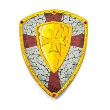 Great Pretenders - Crusading Knight Shield CANADA Free Shipping at RockprettyKids.ca