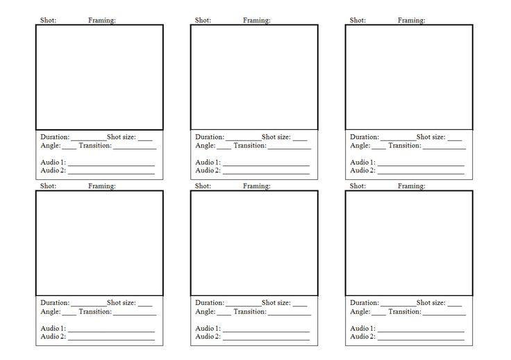 movie storyboard templates storyboard temp jpg show desigh