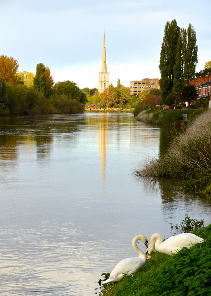 RIVER SEVERN WORCESTER by chris .p on Flickr
