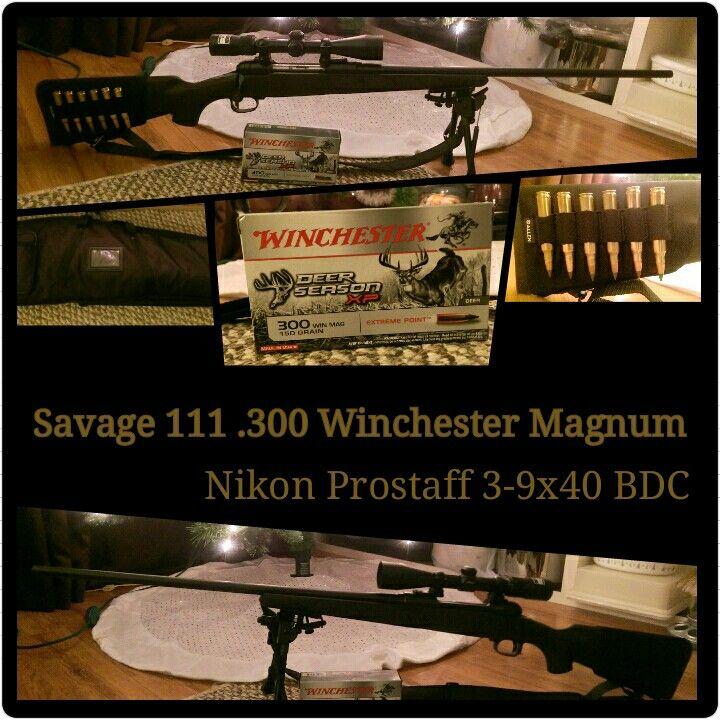 Savage 111 .300 Win Mag
