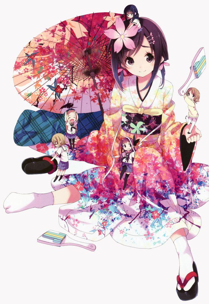 桃色虹画像 -二次元萌え画像エロ画像まとめ- -