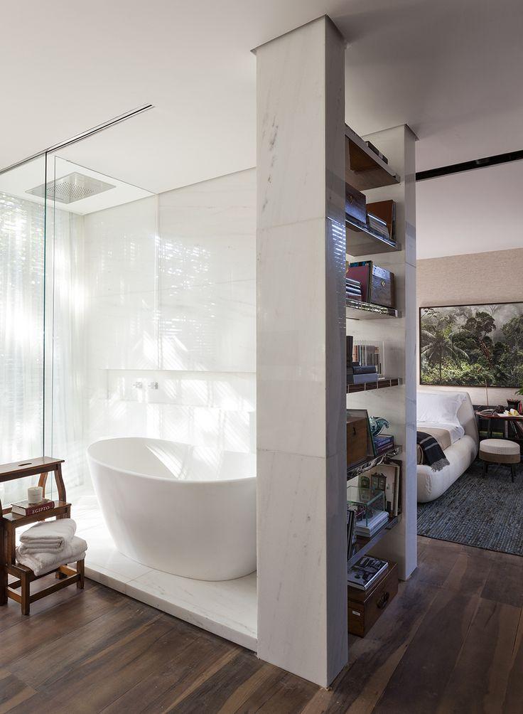 Casa Flamboyant, Arquiteto Dado Castello Branco - Casa Cor 2015.