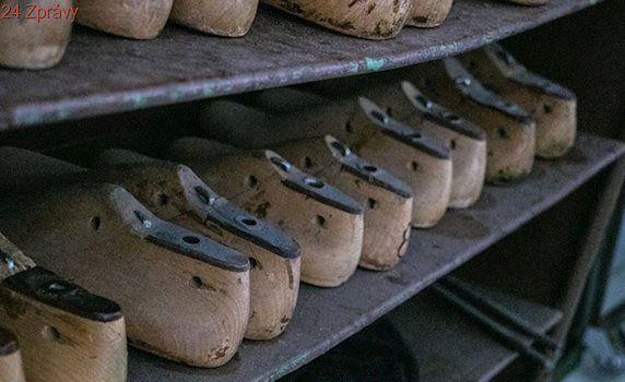 Vyráběly se po milionech, teď boty Snaha hrdě hledají novodobou slávu