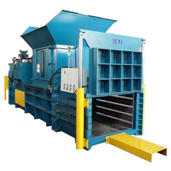 Recycling Plastic Blower : Best hydraulic baler machine images on pinterest