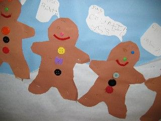 Gingerbread Man maths activities