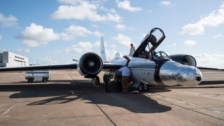 Webtekno ///  NASA, Güneş Tutulmasını İzlemek İçin Teleskop Yerleştirilmiş Jetler Uçuracak