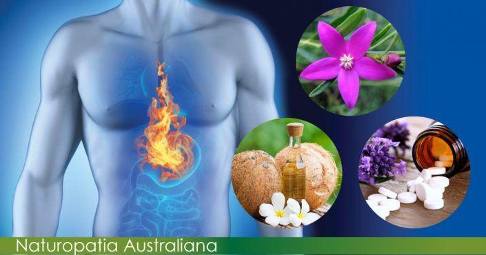 Reflusso Gastroesofageo: i rimedi naturali di Naturopatia Australiana