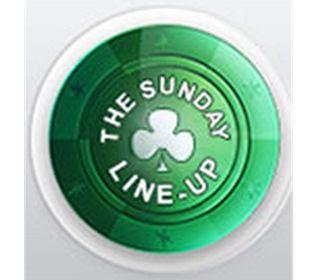 William Hill Poker: Sunday Line-up