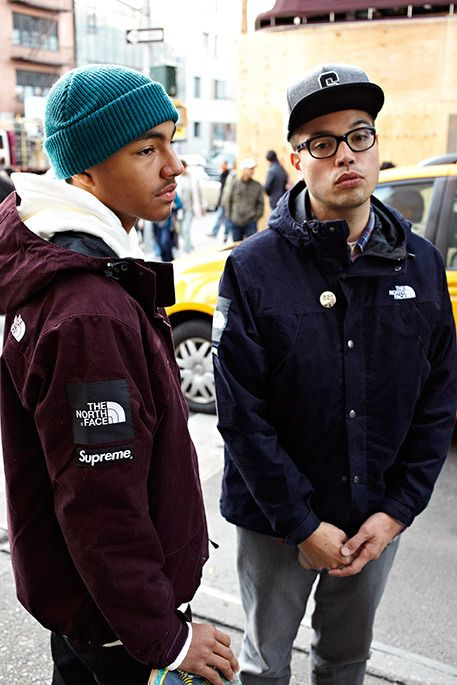 The North Face x Supreme FW12 Collection