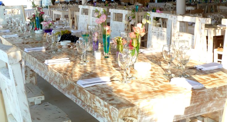 wedding table in Spetses #weddingtable #weddingbeach #weddingspetses #wedding #spetses #beach