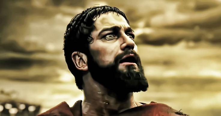 King Leonidas - The 300 (Gerard Butler)