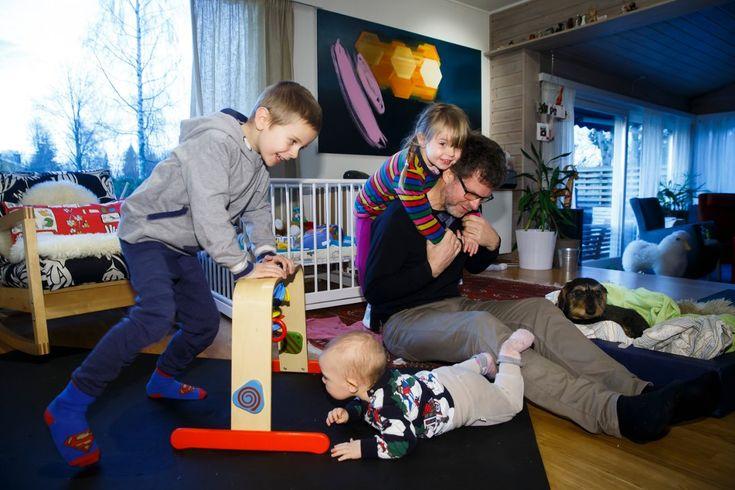Foreldre må ta på seg lederansvaret, forteller relasjonsterapeut Dora Thorhallsdottir.