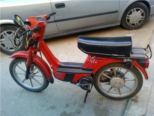 VESPINO ALX 50cc - 1988