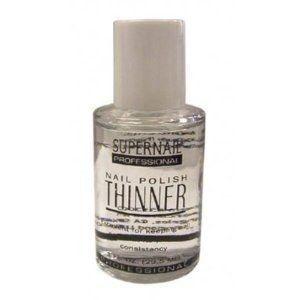 Use nail polish thinner (NOT nail polish remover!) to revive thick, goopy bottles of nail polish.