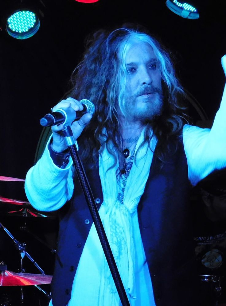 John Corabi, Dead Daisies taken July '16 in Wolverhampton #rockmusic #vocalist #deaddaisies #concertphotography