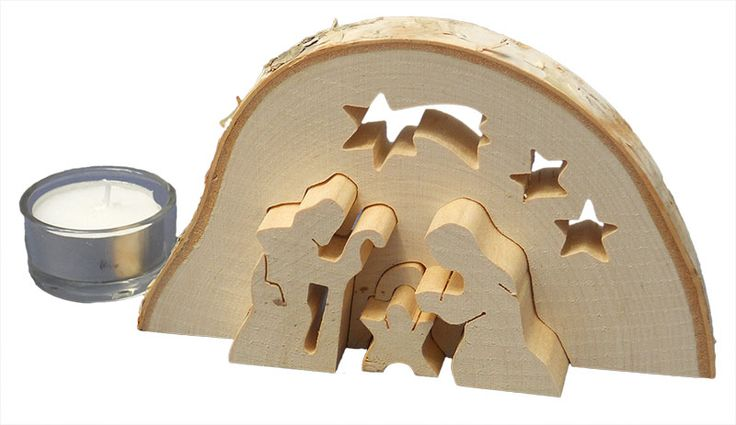 RPA Verlag: 3D Krippe Holz : Artikel