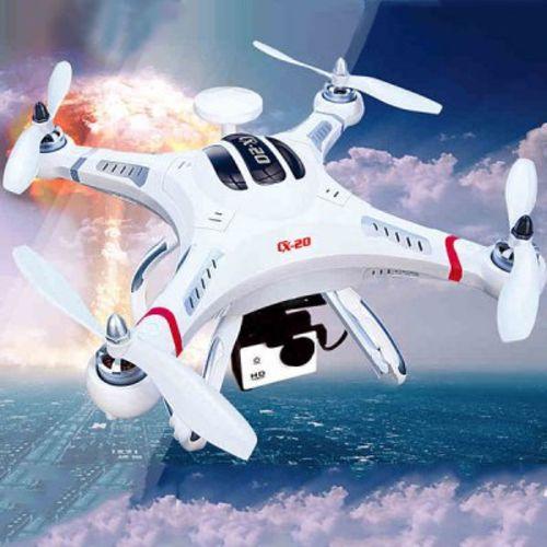 This UAV Drones RC Quadcopter is a great drone. If the DJI Phantom had a clone, the Cheerson CX-20 would be it.
